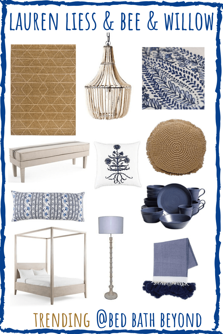 Leanne Ford For Crate And Barrel And Lauren Liess For Bed