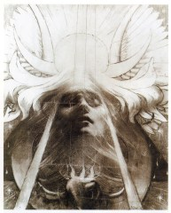 Jean Delville Parsifal 1890
