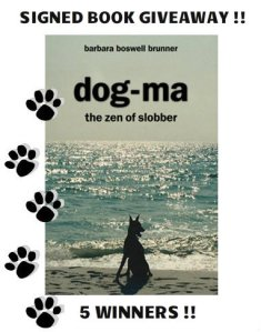 Dogma the Zen of Slobber Giveaway