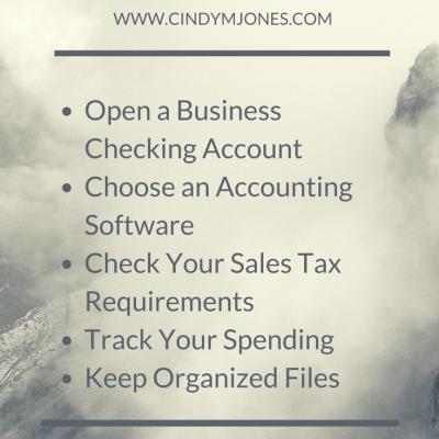 Getting ready for Tax Season – Guest Post by Linda Jones of Taykoff.com