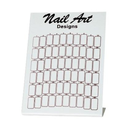 Designaufsteller Tip Display Weiss 1