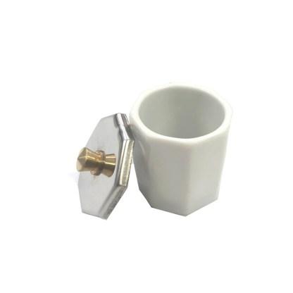Dappen Dish Töpfchen mit Metalldeckel 1