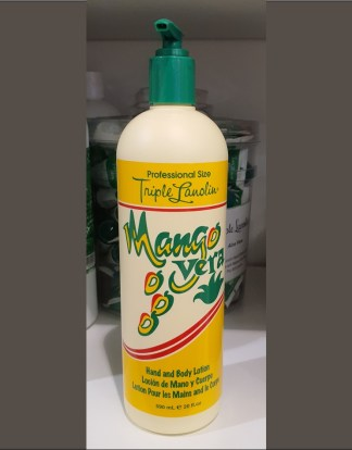 Triple Lanolin Mango Vera Lotion 590ml
