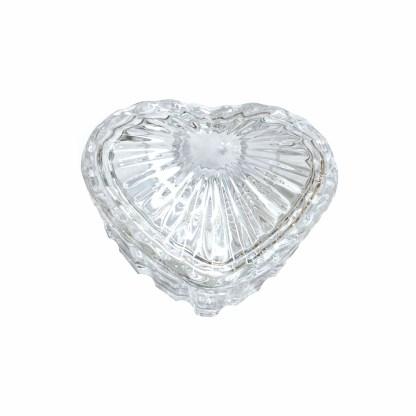 Glasdose Herz #2 1