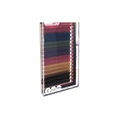 Falsche Wimpern C 0,07 13mm Wimpernverlängerung 1