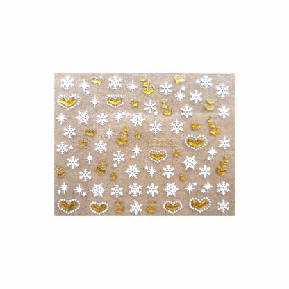Nail Stickers N006 1