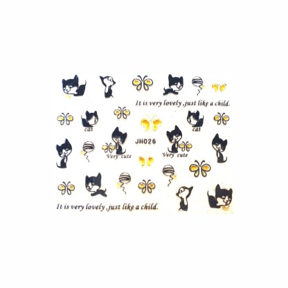 Nail Stickers N068 1