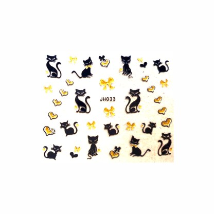 Nail Stickers N073 1