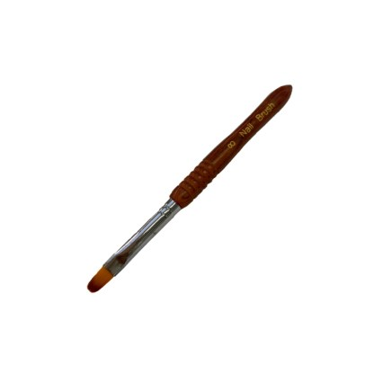 Nail Pinsel Oval Nr. 8 1