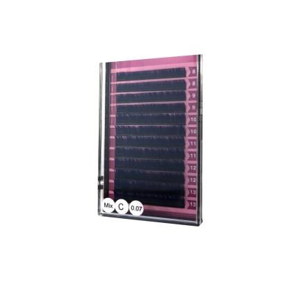 Falsche Wimpern Mix-C-0,07 - Wimpernverlängerung 1
