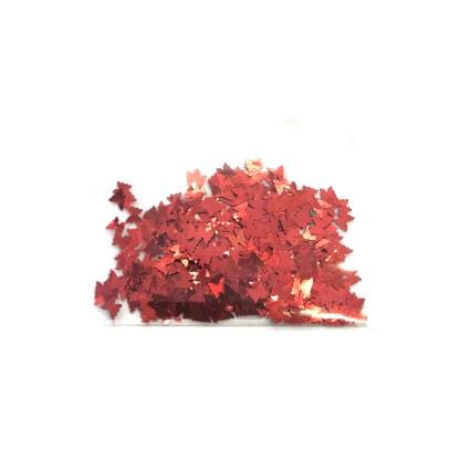 3D Schmetterling – Rot - B28 1