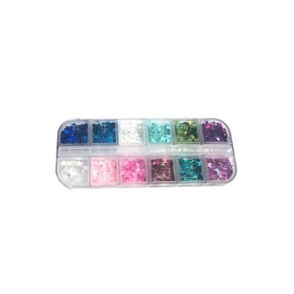 3D Hologramm Schmetterling 12 Farbe - Set 1 1