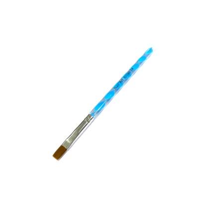 Farbgel Pinsel blau Nr. 8 1