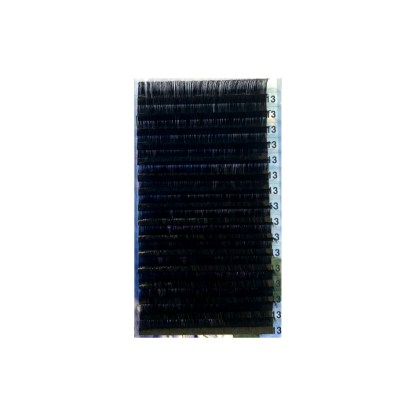 Volumen Wimpern D 0.03 13mm 1