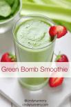 Green Bomb Smoothie