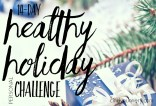 2015 Healthy Holiday Personal Challenge