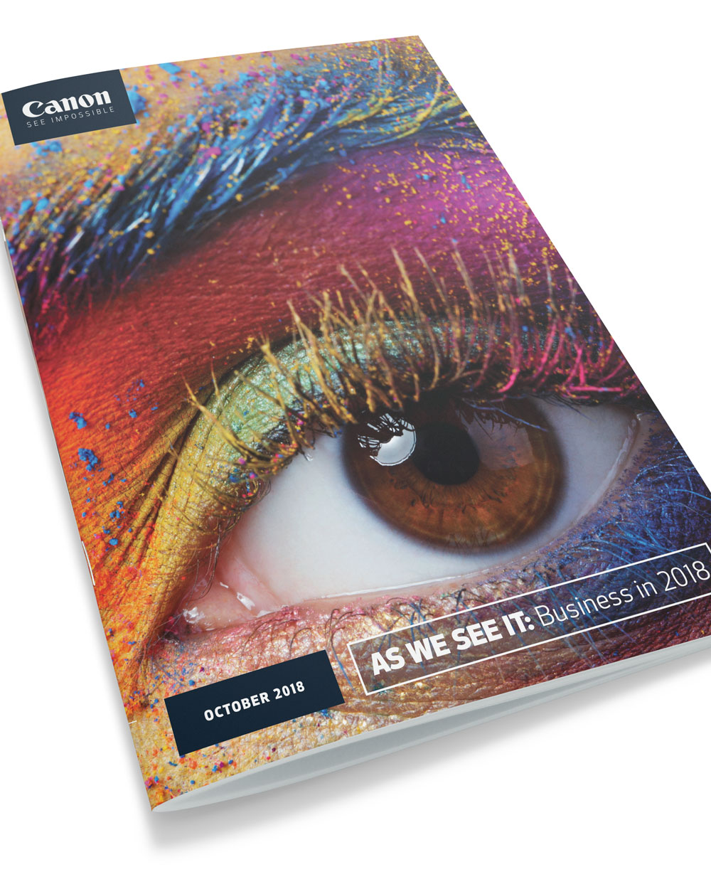 Canon As We See It Cover by Cindy Raspiller