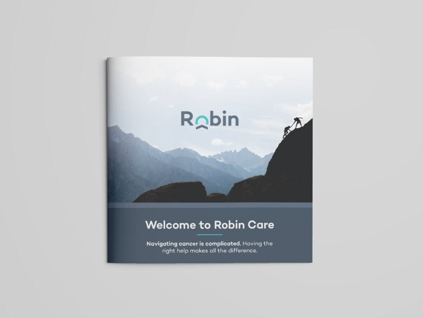 Robin Care Welcome Booklet