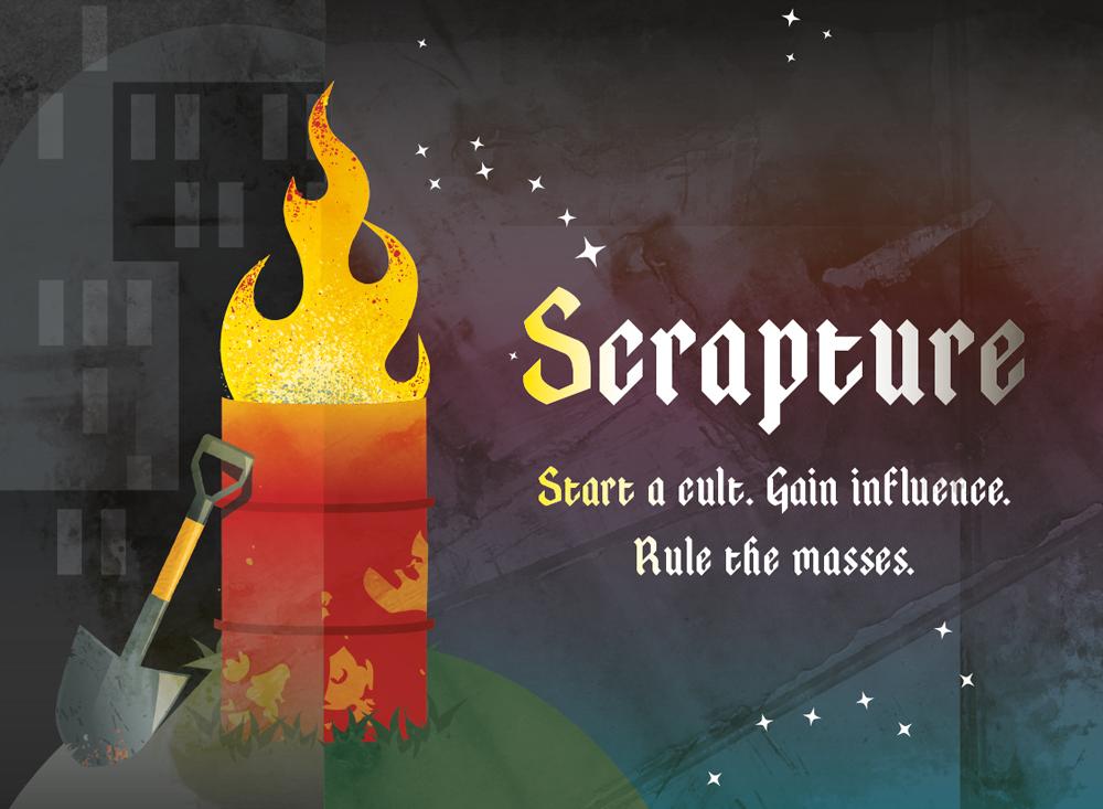 Scrapture Game Box