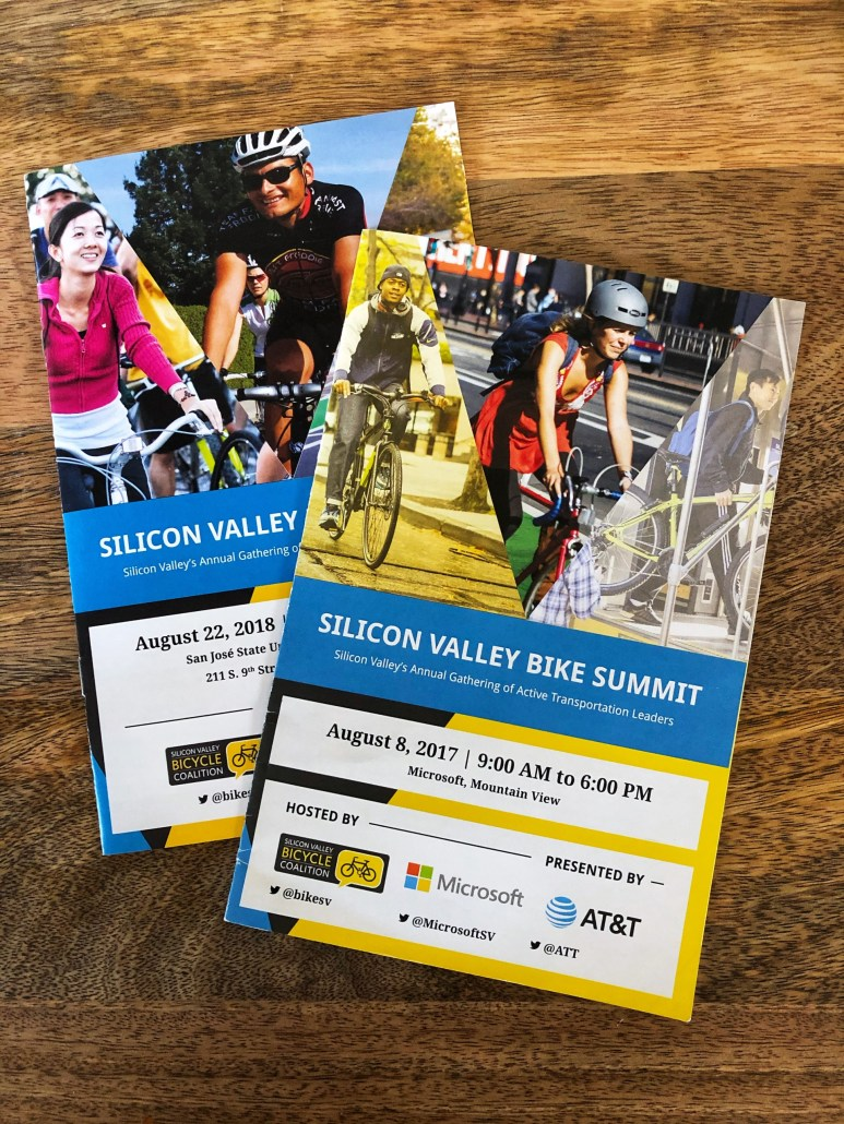 Silicon Valley Bicycle Coalition Summit Program