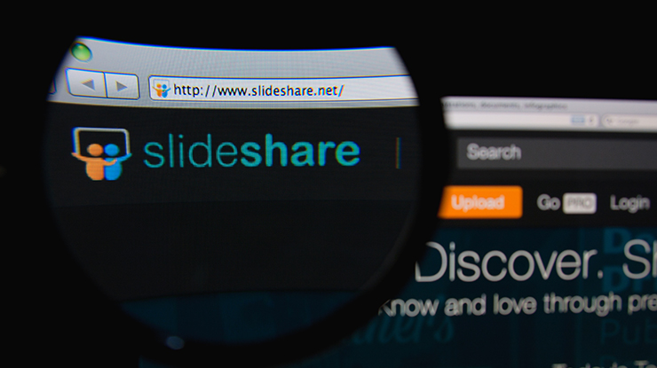Slideshare Branding Tips