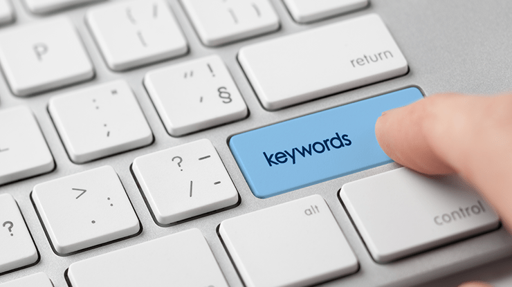 Write a Keyword Rich Author Bio