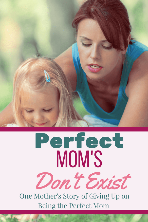 Pinterest- Perfect Mom's