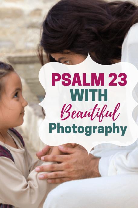 Psalm 23 Pinterest