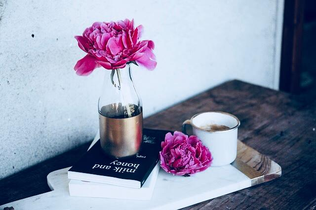 coffee break pink flower.jpg