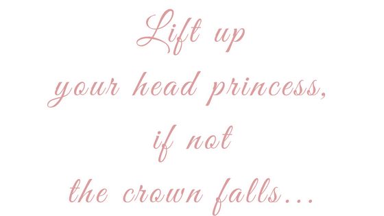 Lift up your head
