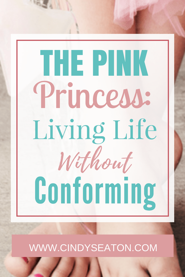 The Pink Princess The Non-Conformist