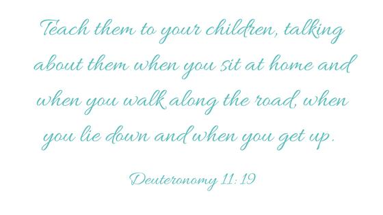 Deuteronomy 11, 19.png