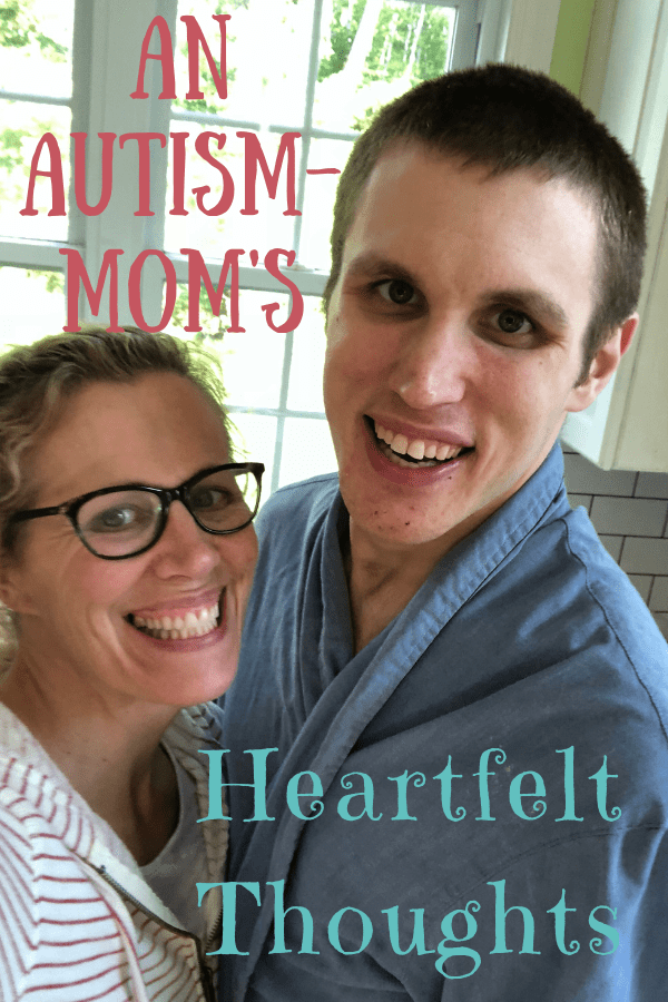 Beauty In The Chaos of Autism