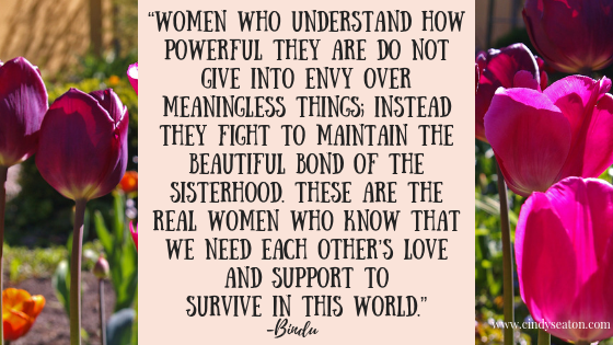 ten ways women can build each other up