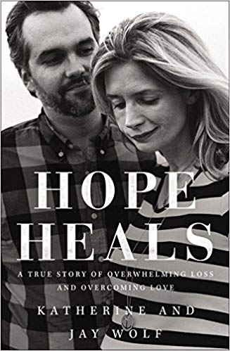 Hope heals book cover