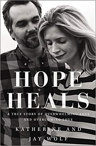 Hope heals book cover