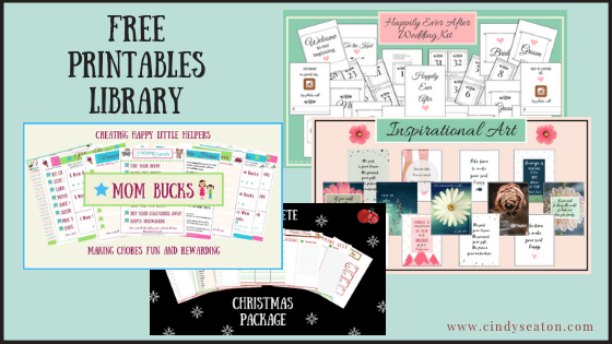 Free Printables Library Photo