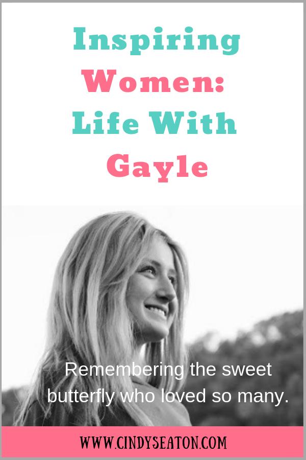 Pinterest image of Gayle
