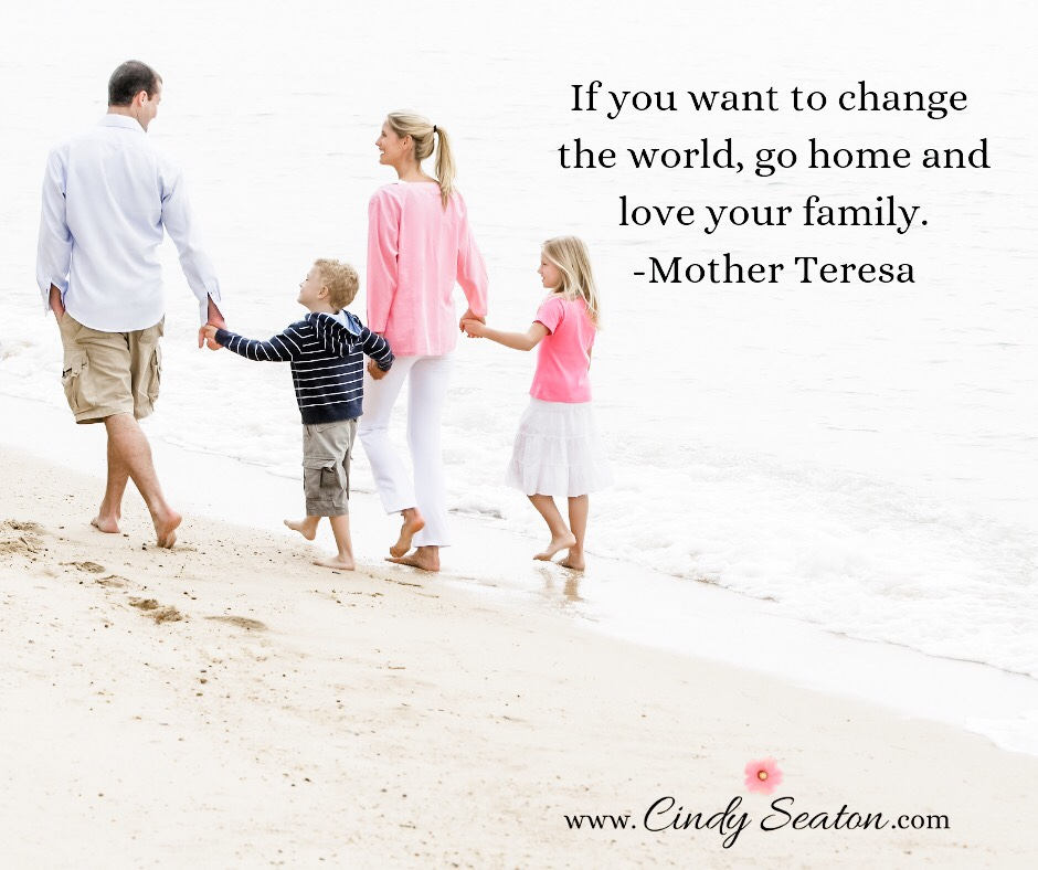 marriage quote by Mother Teresa