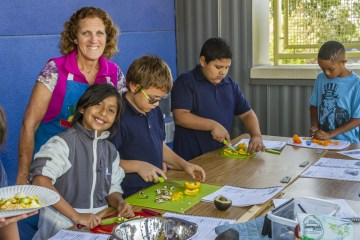 cooking with kids, cooking classes