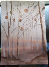 wintry-trees