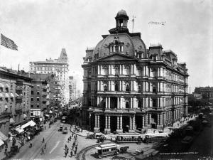 1900s Manhattan