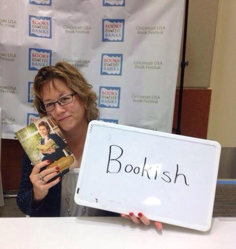 Cindy Thomson Books by the Banks Book Festival