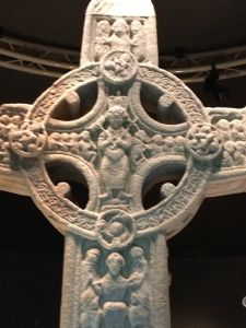 Clonmacnoise High Cross