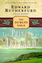 Princes of Ireland by Edward Rutherford, Irish books Cindy Thomson