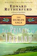 Princes of Ireland by Edward Rutherford, Irish books Cindy Thomson