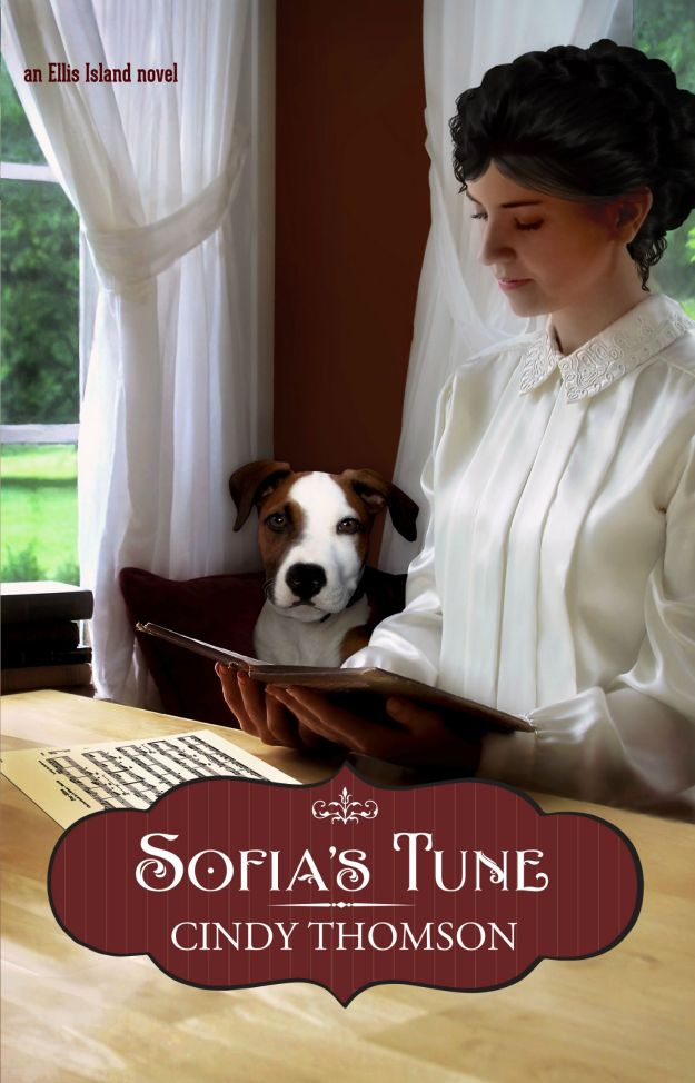 Sofia's Tune by Cindy Thomson