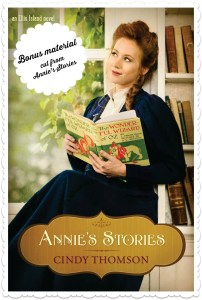 Get a bonus reading from Annie's Stories!