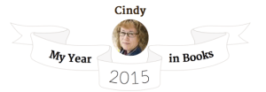 Cindy Thomson's reading list 2015