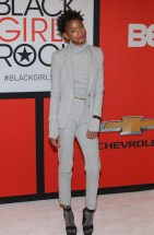 'Black Girls Rock!' 2015 held at the New Jersey Performing Arts Center - Arrivals Featuring: Willow Smith Where: New York, New Jersey, United States When: 28 Mar 2015 Credit: Derrick Salters/WENN.com